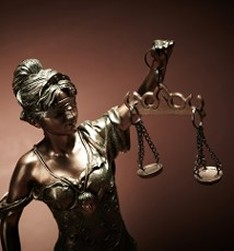 Lady Justice - Employment Arbitration